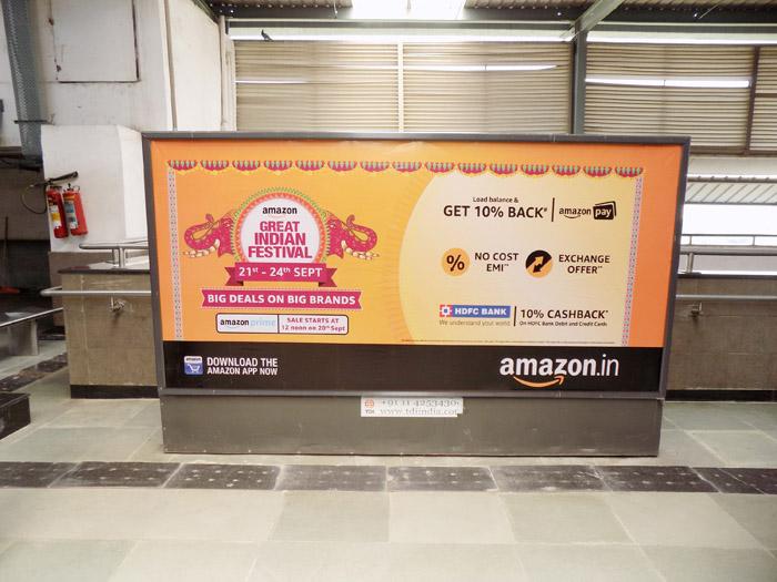 DMRC Advertising Agencies, Delhi Metro Advertising, Advertising in