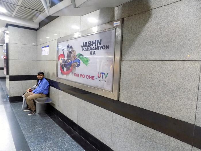 DMRC Advertising Agencies, Delhi Metro Advertising