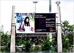 Airport Advertising agency India