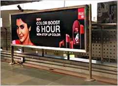 Delhi Metro Advertising