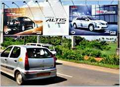 Outdoor Advertising Agencies in Delhi