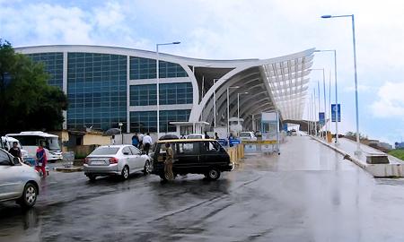 Goa Airport Advertising